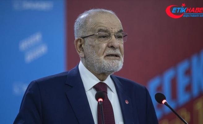Saadet Partisi Genel Başkanı Karamollaoğlu: Kimsenin Türkiye'yi müstemleke ülkesi gibi görmeye hakkı yok