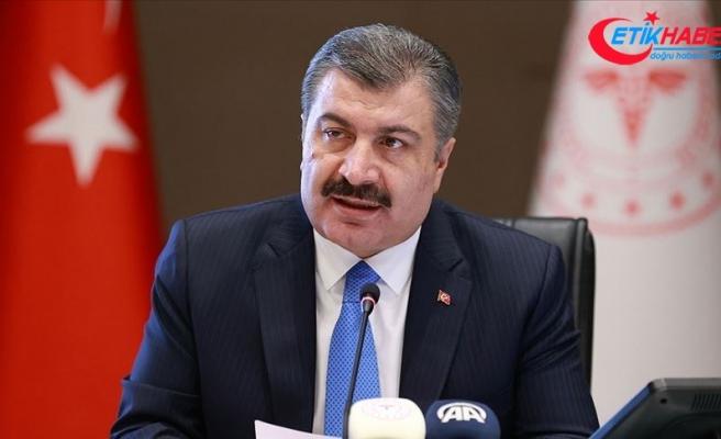 Türkiye'de Kovid-19'dan iyileşenlerin sayısı 334 bin 293 oldu
