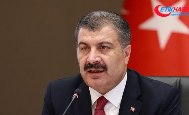 Sağlık Bakanı Koca'dan 'Kurallara uyulsun, okullara dönülsün' çağrısı