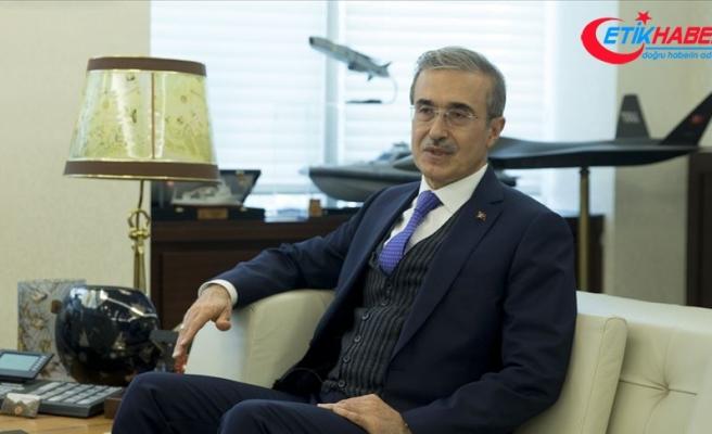 Savunma Sanayii Başkanı Demir: Dünyada en fazla ciro yapan savunma şirketleri listesine 7 şirketimiz girdi