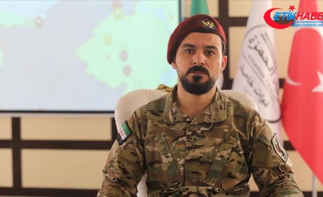Suriye Milli Ordusu komutanının gözünden 4'üncü yıl dönümünde Fırat Kalkanı Harekatı
