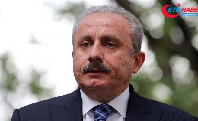 TBMM Başkanı Şentop, ölümünün 749. yılında Hacı Bektaş Veli'yi andı