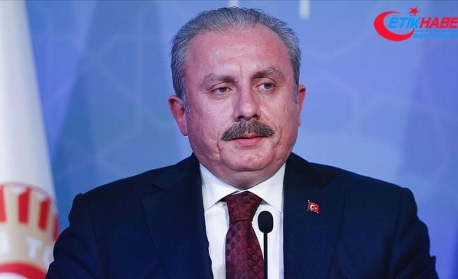TBMM Başkanı Şentop'tan Biden'a tepki: Türkiye düşmanlığı daima kaybettirir
