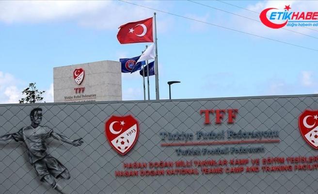 TFF 'Futbola Dönüş Öneri Protokolü' çalışmalarını sürdürüyor