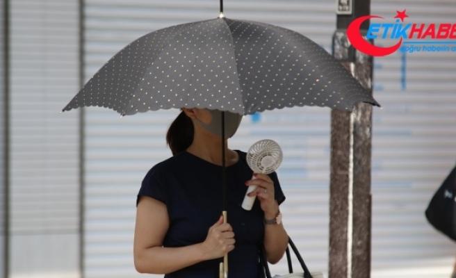 Tokyo'da sıcaktan ölenlerin sayısı 148'e yükseldi