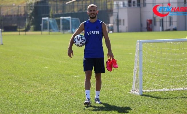 Trabzonsporlu futbolcu Parmak: Newton'un çok başarılı olacağını düşünüyorum