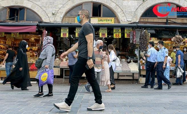Türkiye'de Kovid-19'u yenenlerin sayısı 235 bin 569'a ulaştı