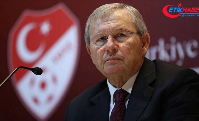 Türkiye Futbol Federasyonu Merkez Hakem Kurulu Başkanı Alp istifa etti
