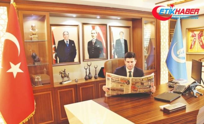 Ülkü Ocakları Genel Başkanı Ahmet Yiğit Yıldırım: Türk Gençliği sahipsiz değil