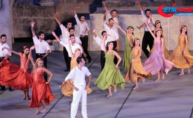 27. Uluslararası Aspendos Opera ve Bale Festivali 5 Eylül'de başlıyor
