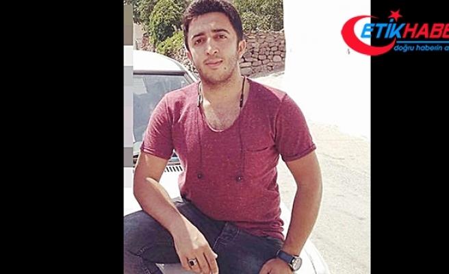 28 yaşındaki genç 7 günlük yaşam savaşını kaybetti