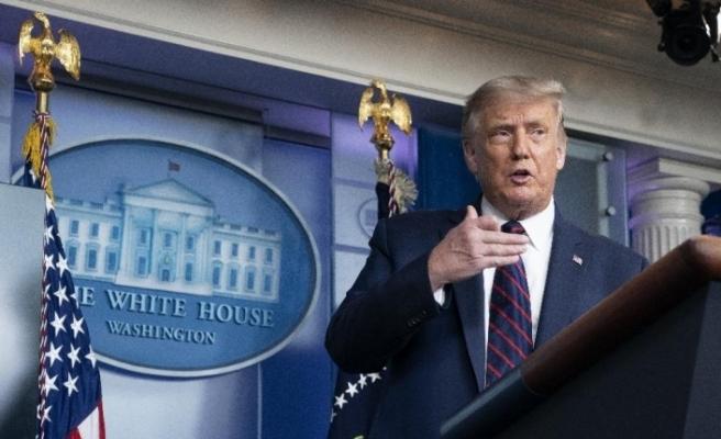 """ABD Başkanı Trump: """"İsrail ile anlaşmaya 5-6 ülke daha katılabilir"""""""