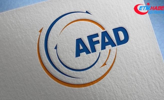 AFAD, İzmir depremine ilişkin ön değerlendirme raporunu yayımladı: