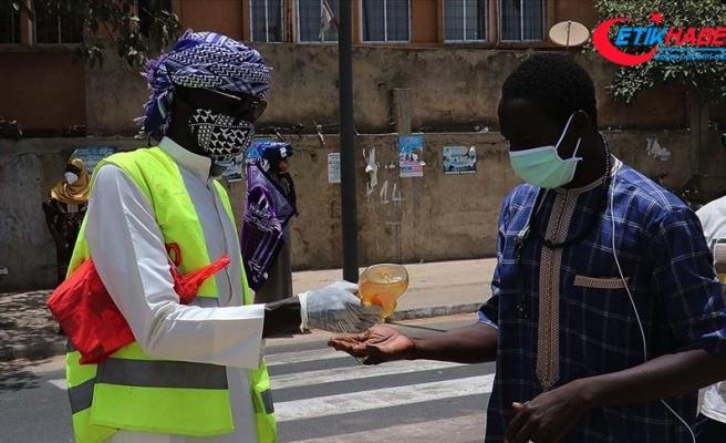 Afrika'da son 24 saatte 6 bin 941 Kovid-19 vakası tespit edildi