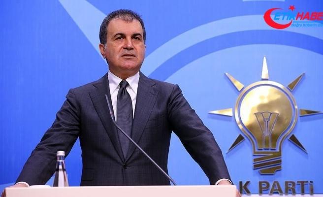 AK Parti Sözcüsü Çelik'ten Halil Sezai'ye tepki