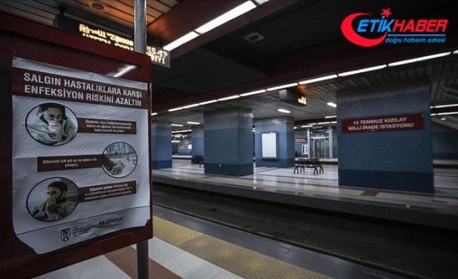 Ankara'da toplu taşımaya yönelik yeni Kovid-19 tedbirleri