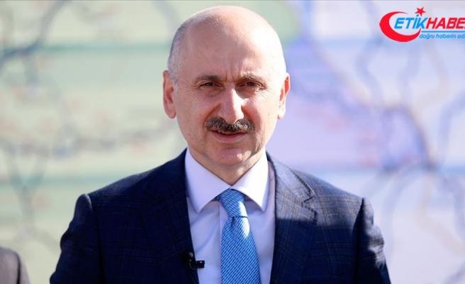 Ulaştırma ve Altyapı Bakanı Adil Karaismailoğlu: İstanbul'da 324 kilometreye ulaşacak bir metro ağı olacak