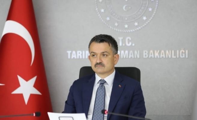 Bakan Pakdemirli'den İstanbul ve Ankara'nın su ihtiyacına ilişkin açıklama