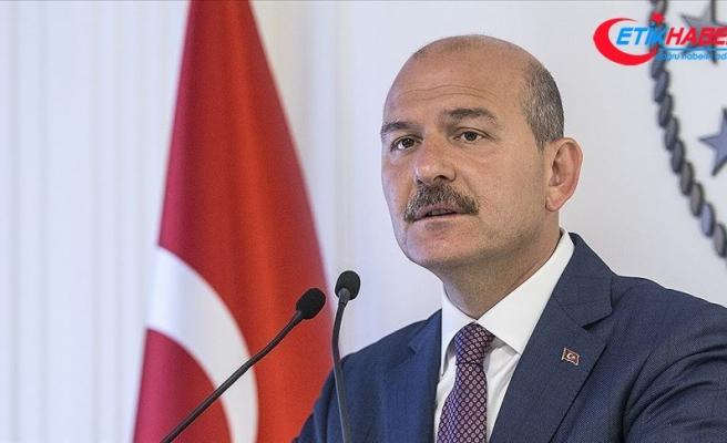 İçişleri Bakanı Soylu'dan İzmir depremi açıklaması: