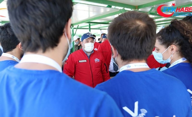 Bakan Varank: Gençlerimiz TÜRKSAT Model Uydu Yarışması'nda büyük kabiliyetler kazanıyorlar