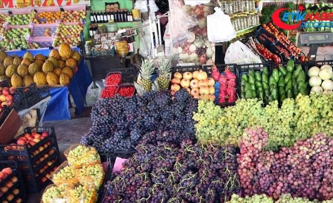 Batı Akdeniz'den yaş sebze meyve ihracatı yüzde 26 arttı