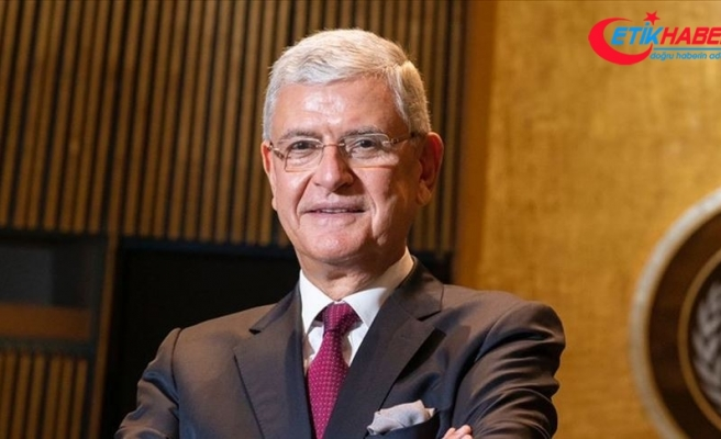 BM 75. Genel Kurul Başkanı Bozkır: BM değişime ayak uydurmak zorunda