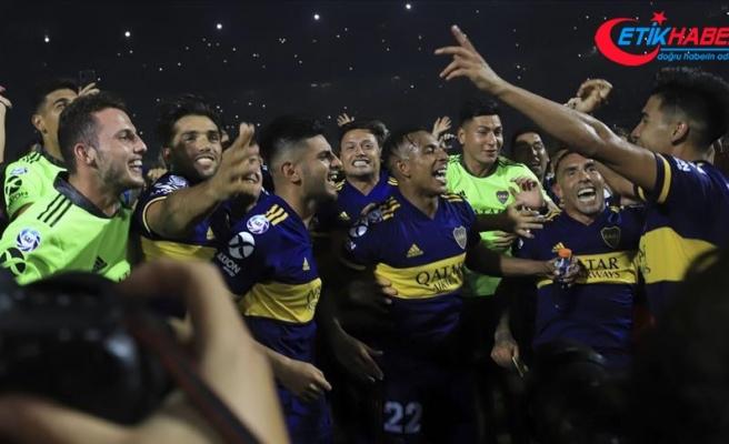 Boca Juniors'ta 18 futbolcu koronavirüse yakalandı