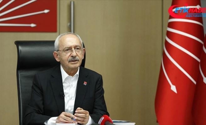 CHP Genel Başkanı Kılıçdaroğlu farklı meslek gruplarından çalışanlarla bir araya geldi