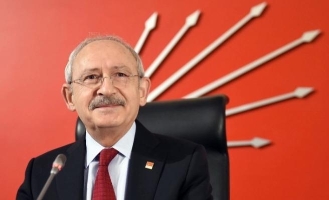 CHP Lideri Kılıçdaroğlu'ndan Binali Yıldırım'a geçmiş olsun telefonu