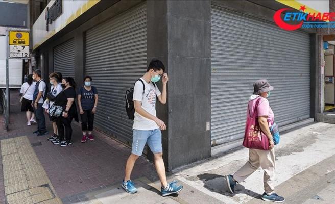 Çin'de 10, Hong Kong'da 9, Güney Kore'de 235 yeni Kovid-19 vakası tespit edildi