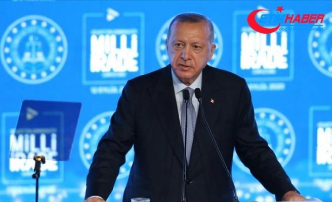 Cumhurbaşkanı Erdoğan: Sayın Macron, senin şahsımla daha çok sıkıntın olacak