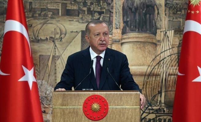 Cumhurbaşkanı Erdoğan, AİHM Başkanını kabul etti