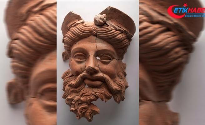 Daskyleion kazısında milattan önce 4. yüzyıldan kalma 'mask' bulundu