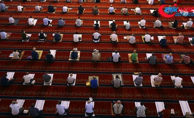 'Din İstismarına Karşı Ferasetli ve basiretli Olalım' konulu cuma hutbesi okundu