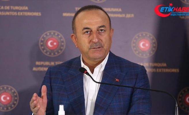 Dışişleri Bakanı Çavuşoğlu: Yunan Büyükelçiyi bakanlığa çağırdık