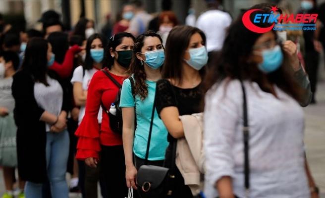 Dünya genelinde Kovid-19 tespit edilen kişi sayısı 27 milyon 492 bini geçti