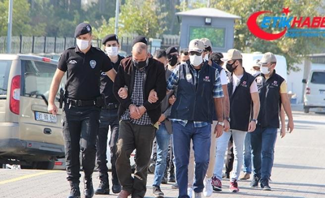 Düzce'de DEAŞ üyelerine şafak operasyonu: 6 gözaltı