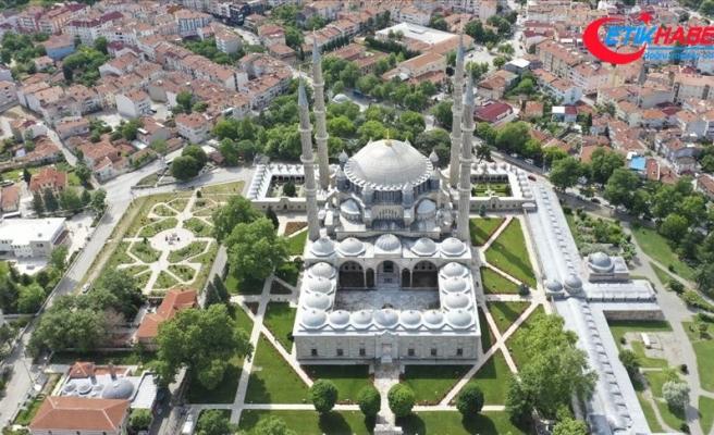 Edirne 'Türk Dünyası Kültür Başkenti' olmaya aday