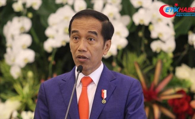 Endonezya Devlet Başkanı Widodo: Tüm ülkeler Kovid-19 aşısı için eşit erişime sahip olmalı