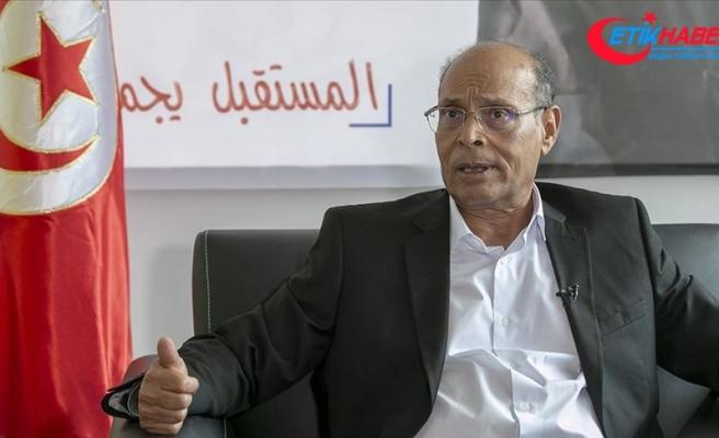 Eski Tunus Cumhurbaşkanı Merzuki: BAE, İsrail-ABD mandası haline geldi