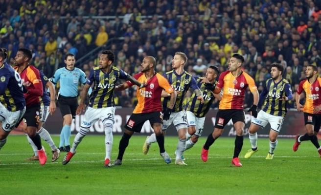 Galatasaray ile Fenerbahçe 392. randevuda