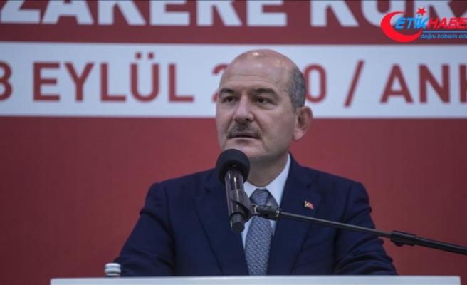 İçişleri Bakanı Soylu, Anayasa Mahkemesi'nin son kararlarına tepki gösterdi