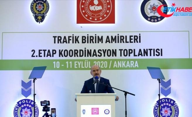 İçişleri Bakanı Soylu: Terörde bugün PKK'nın dağda kalmış elemanlarının teker teker hesabını tutar hale geldik