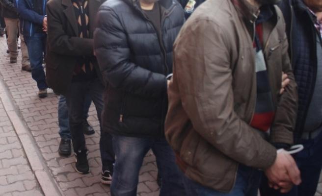 Ankara'da DEAŞ soruşturmasında 15 şüpheli hakkında gözaltı kararı