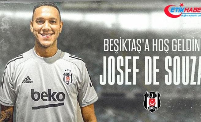 Josef de Souza resmen Beşiktaş'ta