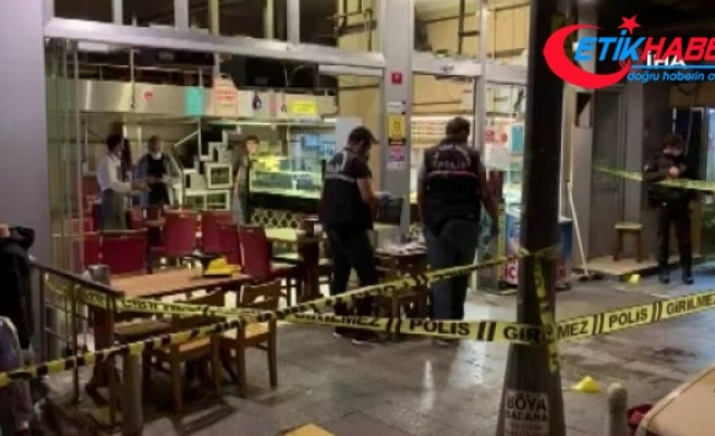 Kağıthane'de börekçide silahlı çatışma: 3 yaralı