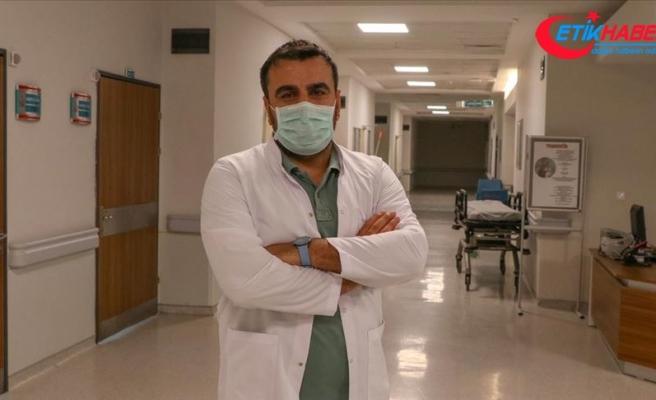 Koronavirüsü yenen doktordan kalp hastalarına tedavilerini aksatmamaları uyarısı