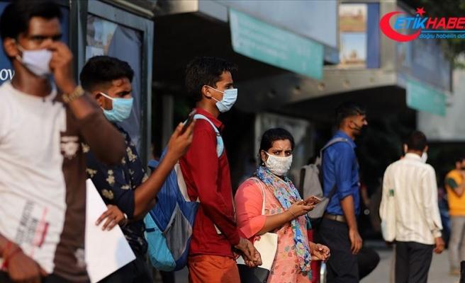 Kovid-19'dan son 24 saatte Hindistan'da 1114, Brezilya'da 814, Meksika'da 421 kişi öldü