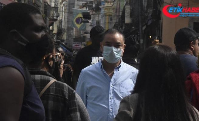 Brezilya, Çin'in geliştirdiği Kovid-19 aşı adayının deneylerini durdurdu