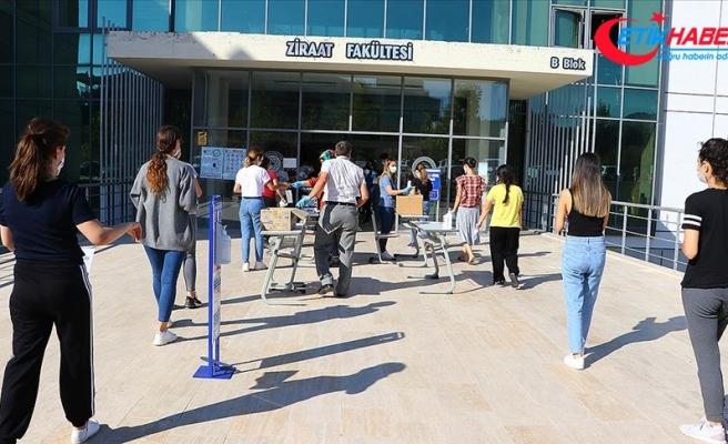 KPSS Genel Kültür-Genel Yetenek oturumu başladı